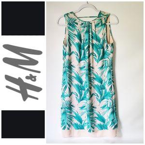 H&M Sleeveless Fully Lined Dress Like New!